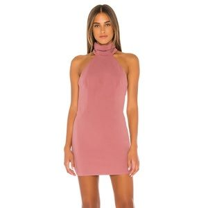 """Katie May """"It's Freezing"""" Dress in color Mulberry"""